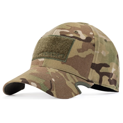 Multicam Fitted Operator Cap