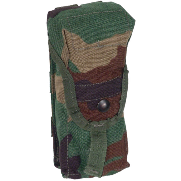 G.I. M16A2 Double Mag Pouch (30 Rounds) 2 PK — Used