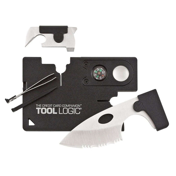 9 in 1 Credit Card Companion Multi-tool