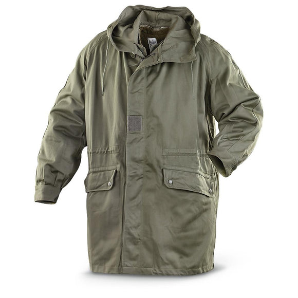 French M64 Parka with Liner