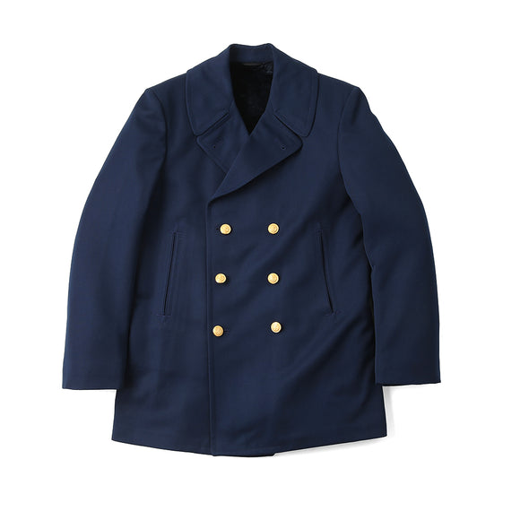 Reefer Pea Overcoat
