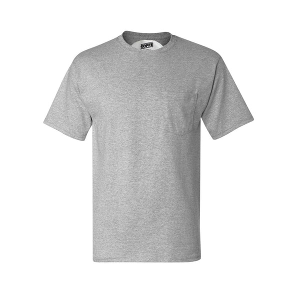 Short Sleeve T-Shirt with Pocket — Quantity Packs