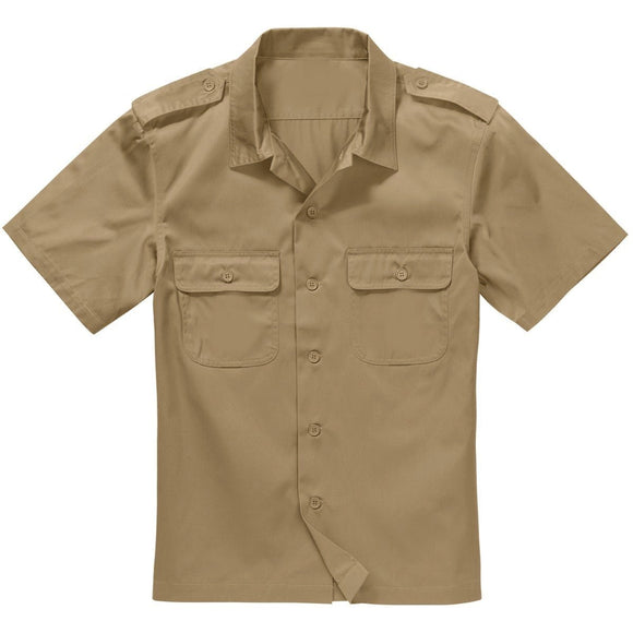 Vintage Chino Short Sleeve Shirt