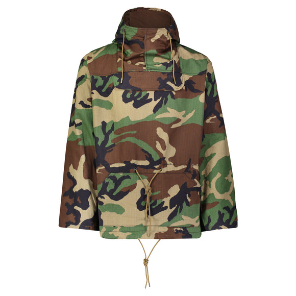 Ripstop Pullover Anorak