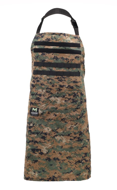 Tactical MOLLE Bib Apron