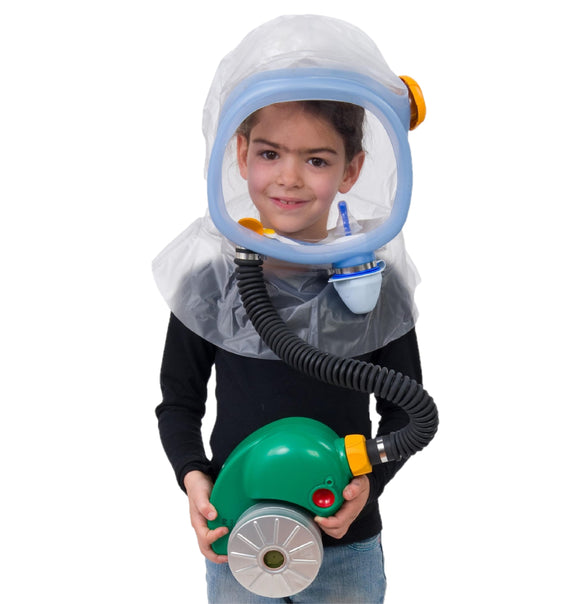 Israeli Powered Protective Hood for Infants & Children