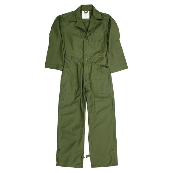 Utility Cotton Coverall