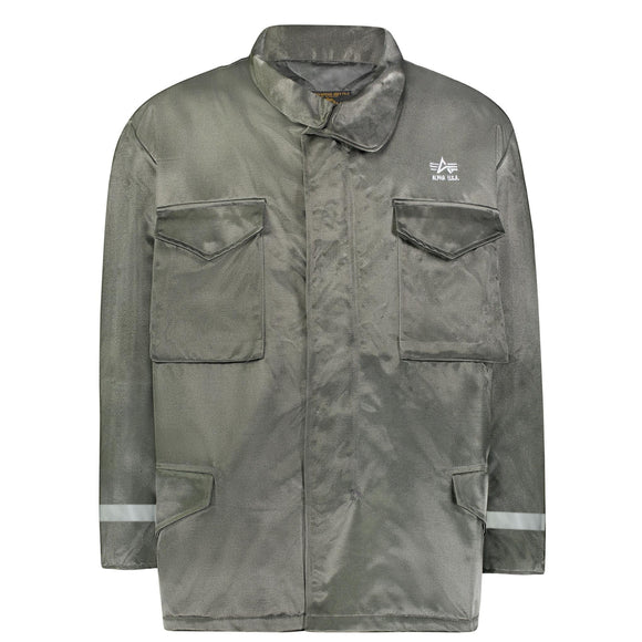 MP-Tex M-65 Field Jacket - Reflective Sleeve Strips