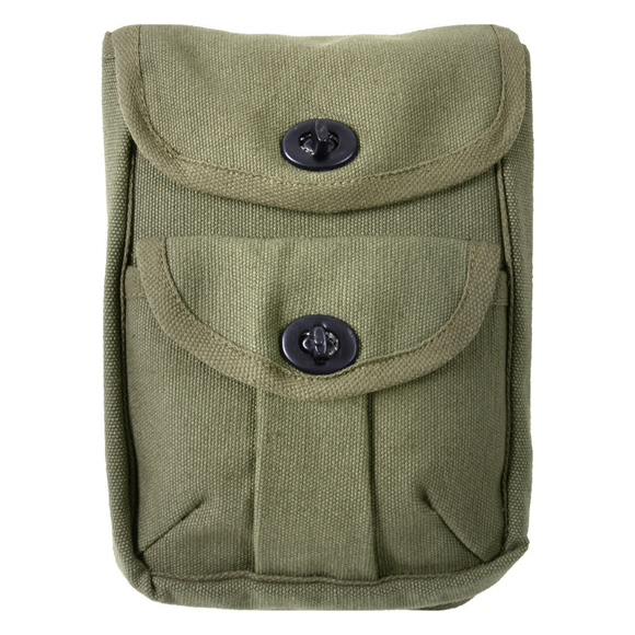 Military Style Double Pocket Pouch