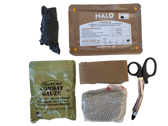 Bare Bones Trauma Kit