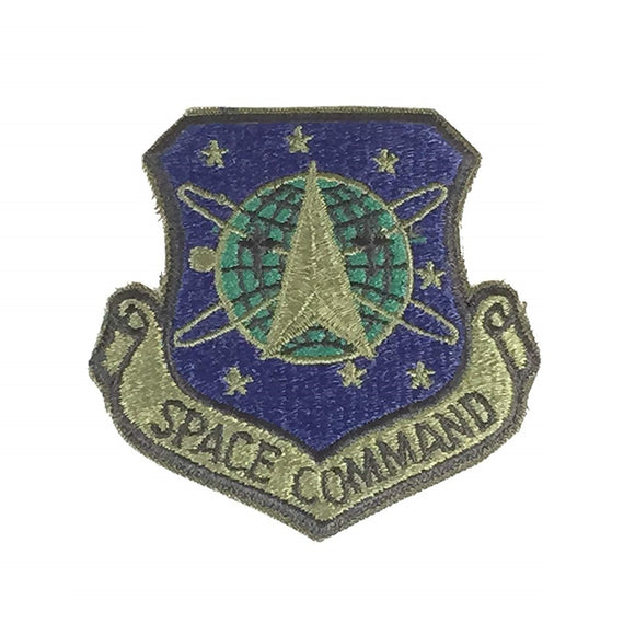 Vintage Space Command Patch