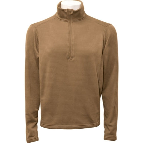 Dry Fleece Grid Pullover Thermal