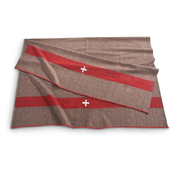 Swiss Style Military Blanket