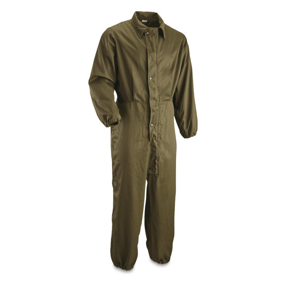 Cold Weather Mechanic's Coverall- Small