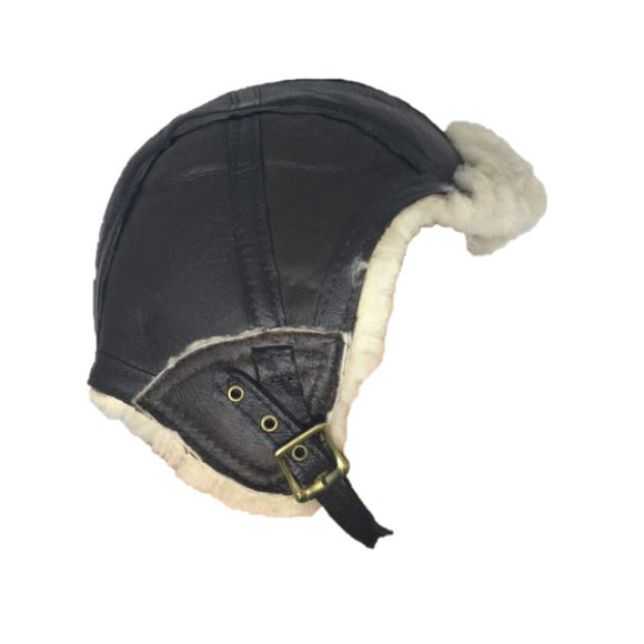 B-3 Sheepskin Flyers Hat