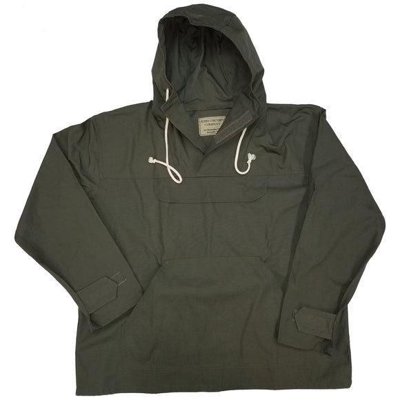 Lightweight Pullover Hooded Anorak