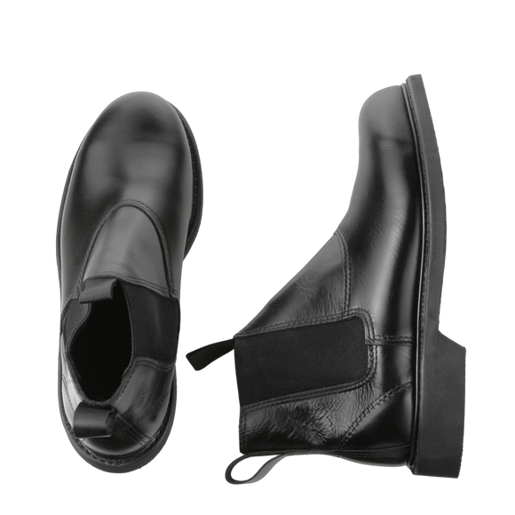 Molder Slip-on Steel Toe Boots