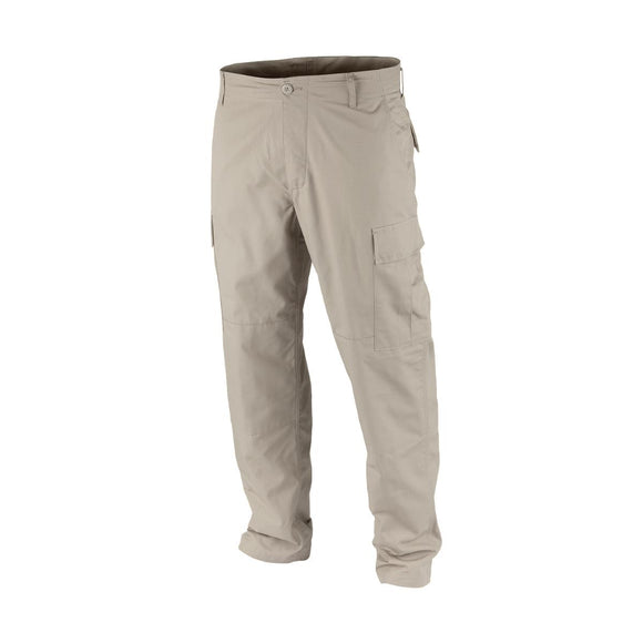 Ripstop Civilian Protective Uniform Trousers— Khaki