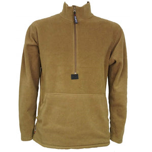 Half Zipper Fleece Pullover