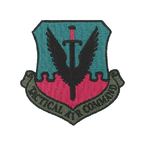 Vintage Tactical Air Command Patch