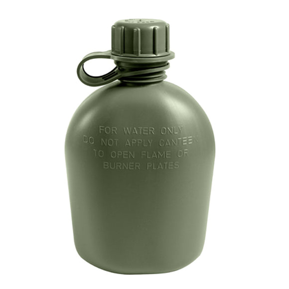1 Quart Drinking Water Canteen