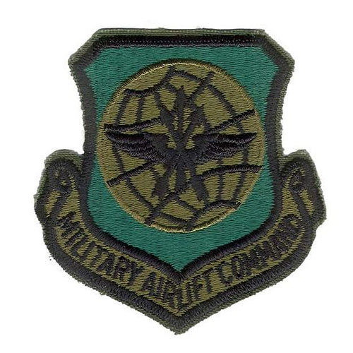 Vintage Military Airlift Command Patch