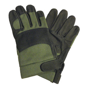 Short Max Grip NT Fire Retardant Gloves - DFAR, Medium