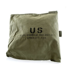 Chemical aircraft M24 Gas Mask Bag