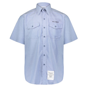 DSCP Chambray Short Sleeve Shirt