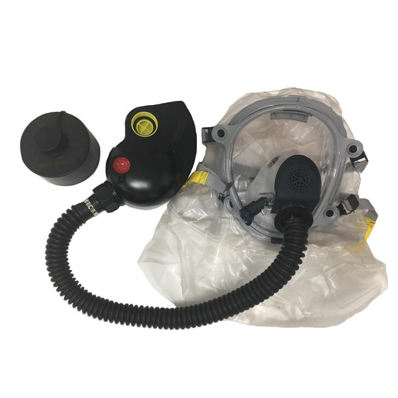 Israeli PAPR NBC Adult Protective Hood with Blower and Filter