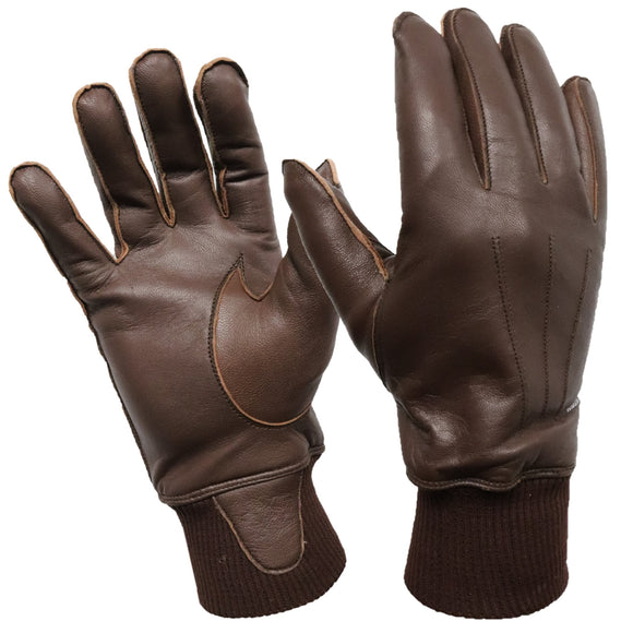 Leather A-10 Style Flyer's Gloves