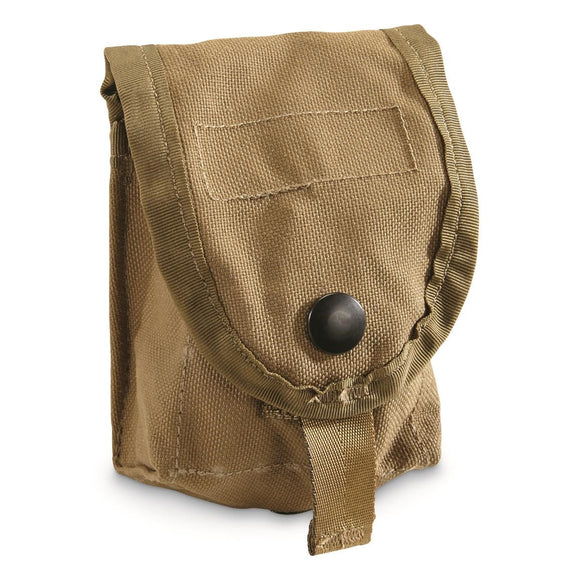 USMC Molle II Hand Grenade Pouch— 2 Pack