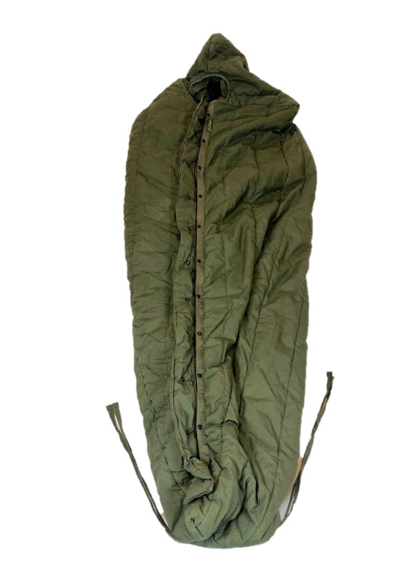 Intermediate Cold Weather Sleeping Bag W/ Hood
