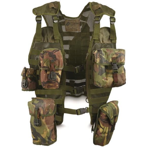 Dutch Modular Tactical Vest with Pouches
