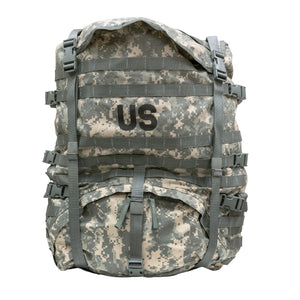 Large ACU MOLLE Rucksack - Pack Only, Used