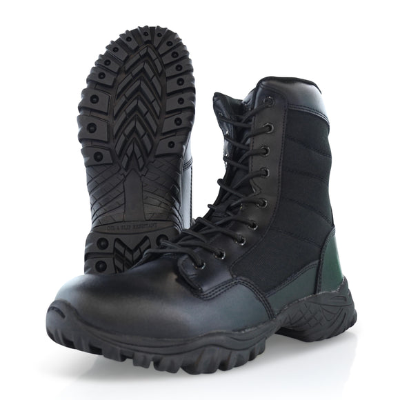 ENTRY Hot Weather Tactical Boots - Side Zip