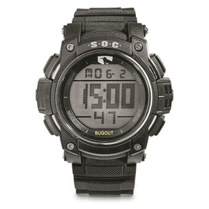 Military Style Digital Tactical Watch