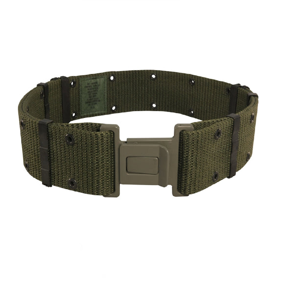 Military Pistol Belt with Quick Release Buckle, Used
