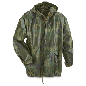 G.I. Wet Weather Parka — Small