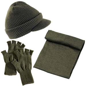 Garrison Warmth Kit