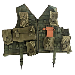 CMU-33 Survival Vest w/ Removable Pouches