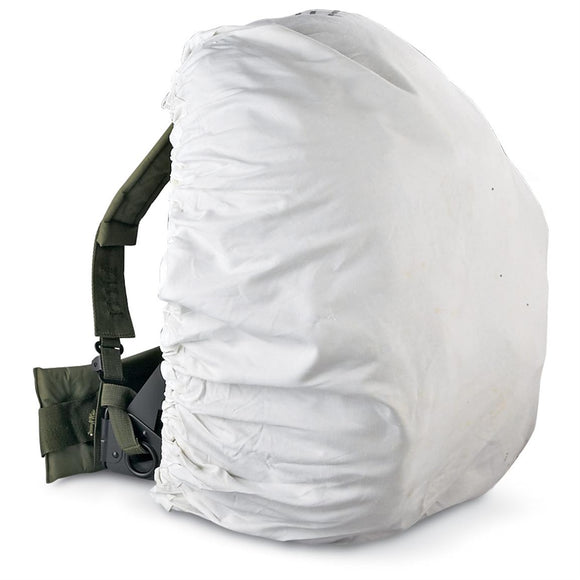 ALICE Pack / Jeep® Tire Cover — Snow-White Camouflage