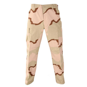 G.I. BDU Ripstop Cotton Pants — Stained