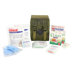 Emergency Camping First Aid Kit