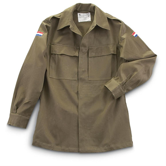 Vintage Dutch Army Shirt