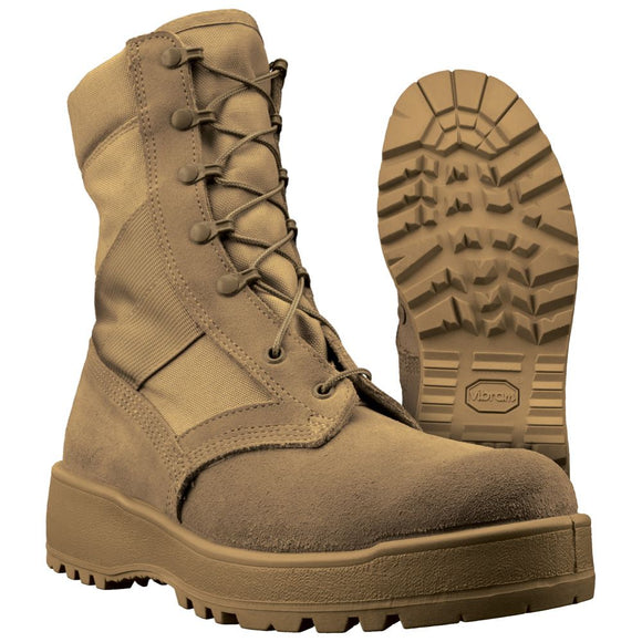 Combat Hot Weather Boot