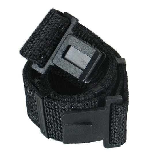 GI Style Pistol Belt with Quick Release, Used