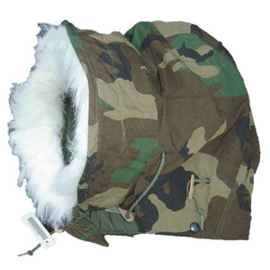 Nomex® Cold Weather Aircrew Hood Woodland Camo
