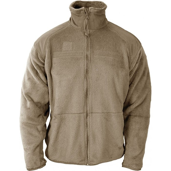 ECWCS Gen III Level 3 Fleece Jacket— Tan 499