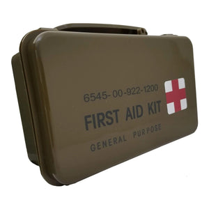General Purpose Mil-Spec First Aid Kit